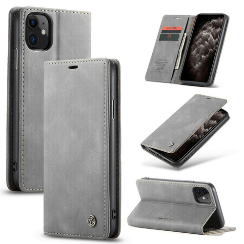 Grey Samsung galaxy j2 Core 2020 Luxury Leather Wallet Flip Cover