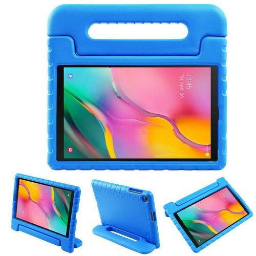 For Samsung Galaxy Tab S 8.4in SM-T700 SM-T705 blue eva foam case