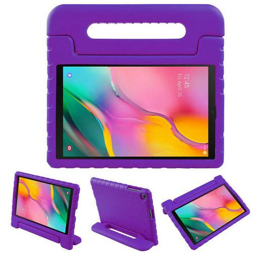 For Samsung Galaxy Tab S 8.4in SM-T700 SM-T705 purple eva foam case