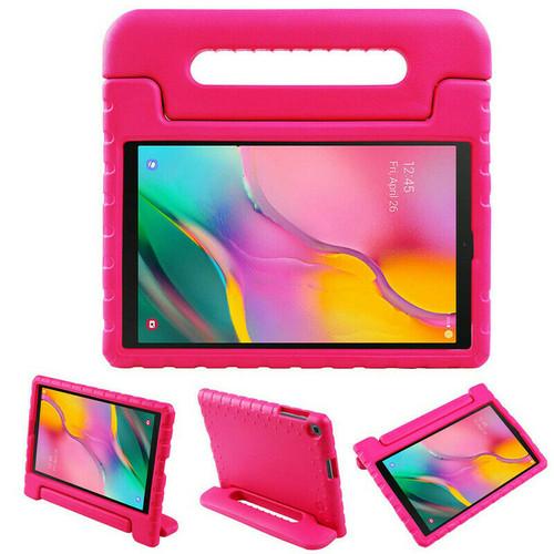 For Samsung Galaxy Tab S 8.4in SM-T700 SM-T705 pink eva foam case