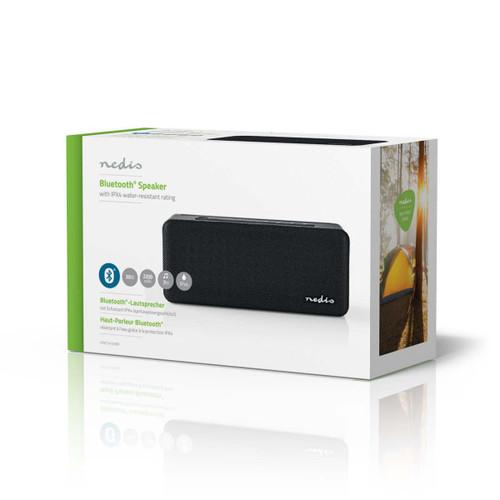 Bluetooth Speaker | 30 W | Waterproof | Equalizer | Black / Black