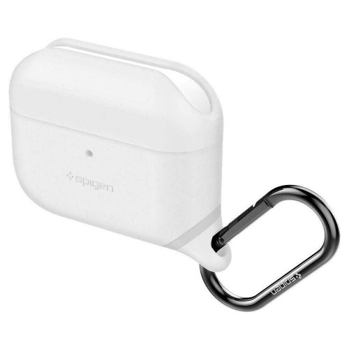 Apple Airpods Pro Case, Spigen Slim Armor IP Protective Cover - White