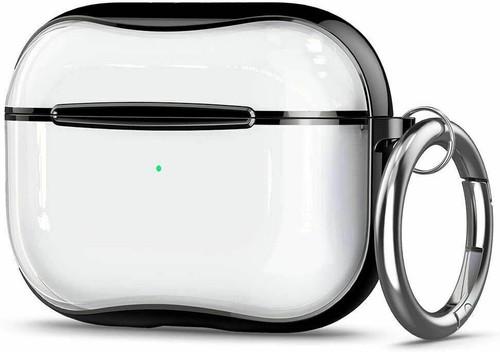 Apple Airpods Pro Case, Spigen Ultra Hybrid Protective Cover - Jet Black