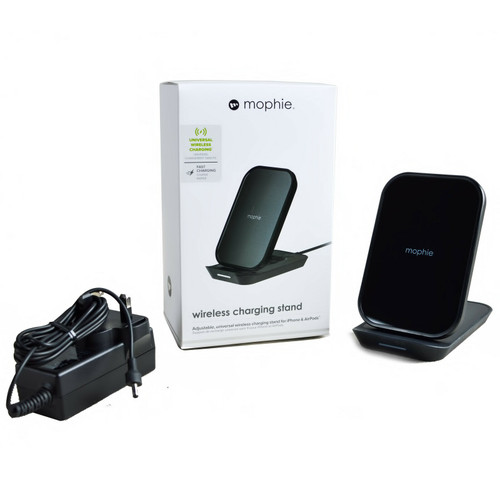 Mophie Wireless Fast Rapid Qi Charger Pad Smartphones Charging Stand For  iPhone 12 12 pro 12 pro max