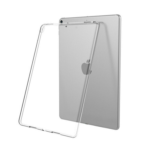 TPU Clear Silicone Case Cover For Apple iPad 9.7 2017 2018
