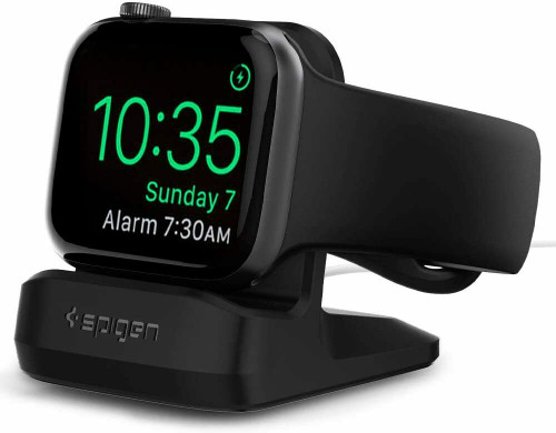 Spigen S350 Apple Watch Night Stand black