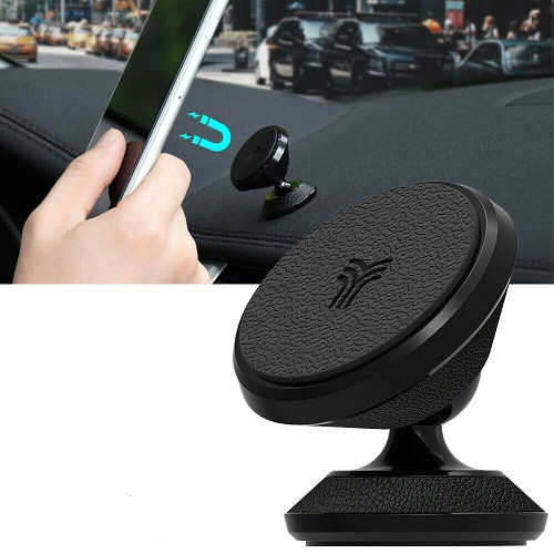 360 Car Dash Magnetic Mount Phone Holder Stand For iPhone8P X XS MAX 11 12