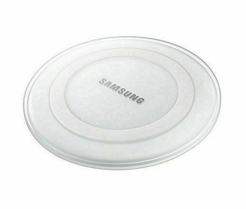 Samsung Galaxy white A21s 2020 QI Wireless Charger  Pad