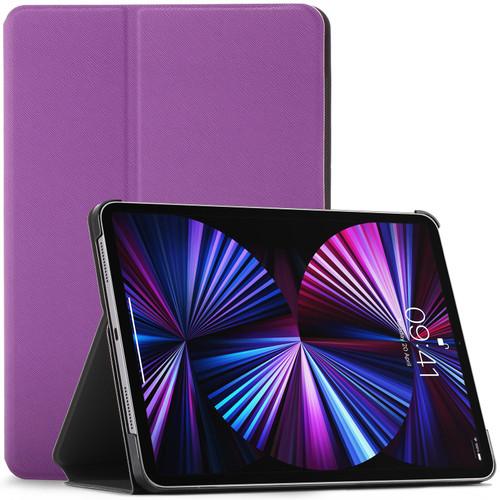 Apple iPad Pro 11 (3rd Gen) 2021 purple  Stand Smart Auto Sleep Wake case