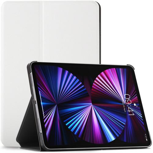 Apple iPad Pro 11 (3rd Gen) 2021 white  Stand Smart Auto Sleep Wake case
