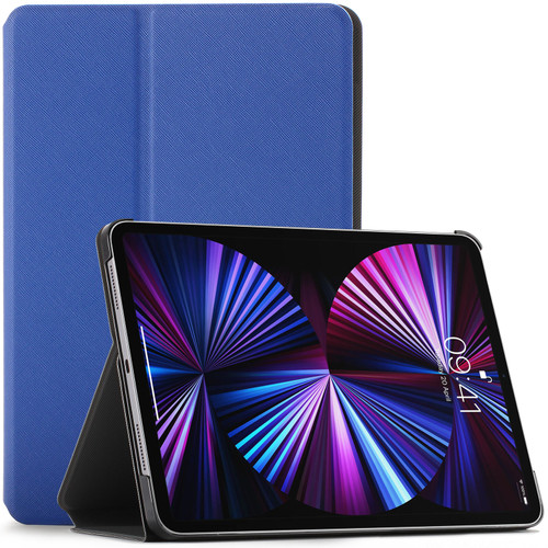 Copy of Rose gold Apple iPad Pro 12.9 2020 Protective Stand  Smart Auto Sleep Wake Case Cover