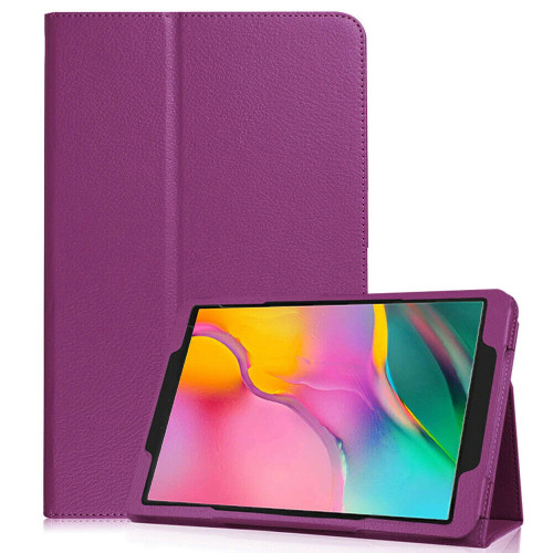 Purple PU Leather Magnetic Case for Samsung Galaxy Tab 3 8 (T310/T311)