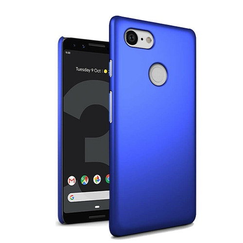 for Google Pixel 4a blue Ultra Slim Armour Hard Case Cover