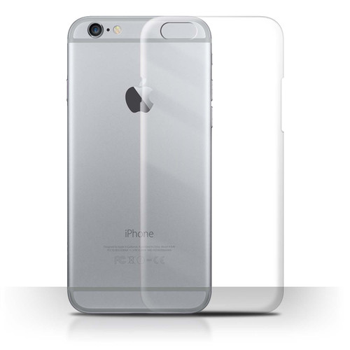 Crystal Clear Ultra Thin Transparent Case for iPhone 4S