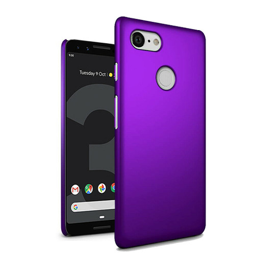for Google Pixel 4a purple Ultra Slim Armour Hard Case Cover