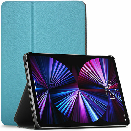 Apple iPad Pro 11 2018 sky blue  Stand Smart Auto Sleep Wake case