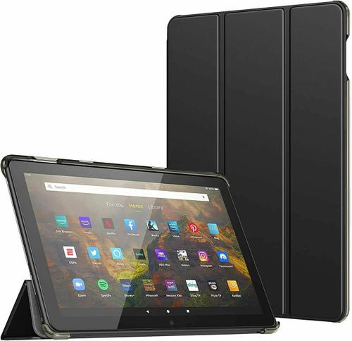 For Amazon Fire HD 10 plus (2021) Case Premium Smart Book Stand Cover (11th Gen)