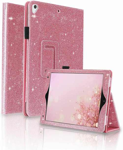 Pink Luxury  stand Glitter Case for Apple ipad Mini 4