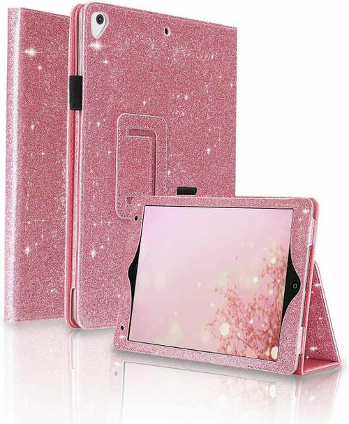 Pink Luxury  stand Glitter Case for Apple ipad Mini 123