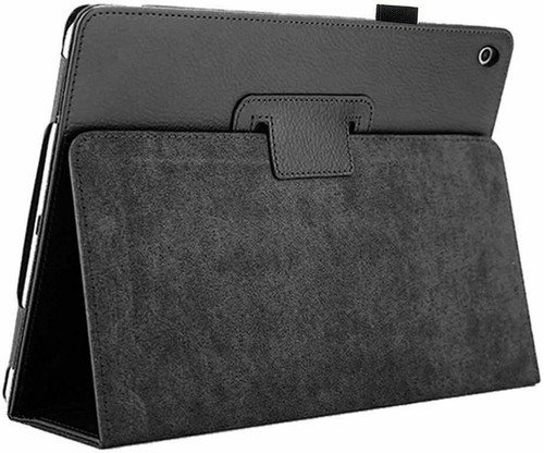 Black Leather Flip Smart Stand Case Cover For Apple iPad 9th Generation 10.2 2021
