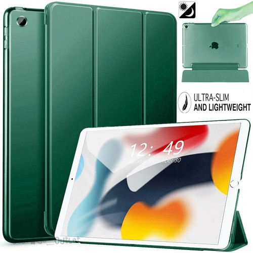 Emerald For Apple iPad 9th Generation 10.2 Case Smart Stand Cover 2021