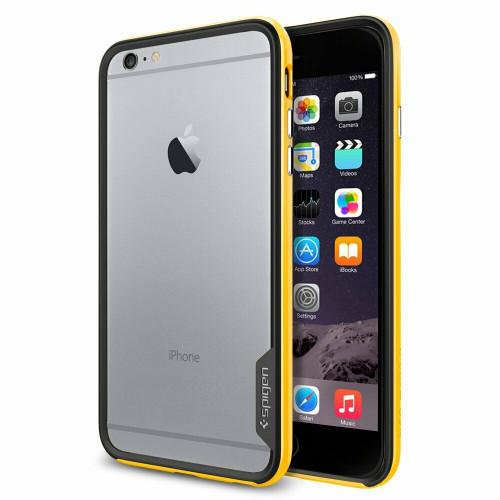 Reventon yellow  For iPhone 6 Plus Case, Spigen Neo Hybrid EX Premium Shockproof Bumper Cover