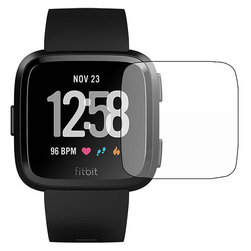 Fitbit Versa Screen Protector Military Shield