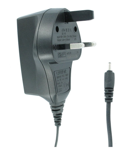 Genuine AC-4X Small Pin Main Chargers for Nokia