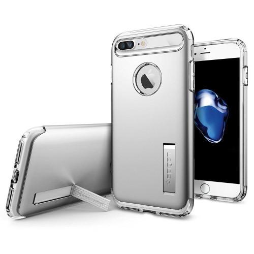 iPhone 7 Plus Spigen Case Slim Armor Silver