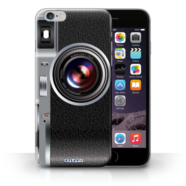 Protective Hard Back Case for iPhone 6+/Plus 5.5' / Camera Collection / Vintage