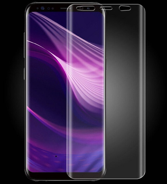 Samsung Galaxy  S10 Plus 3D Curved HD Soft TPU Film Screen Protector GO1