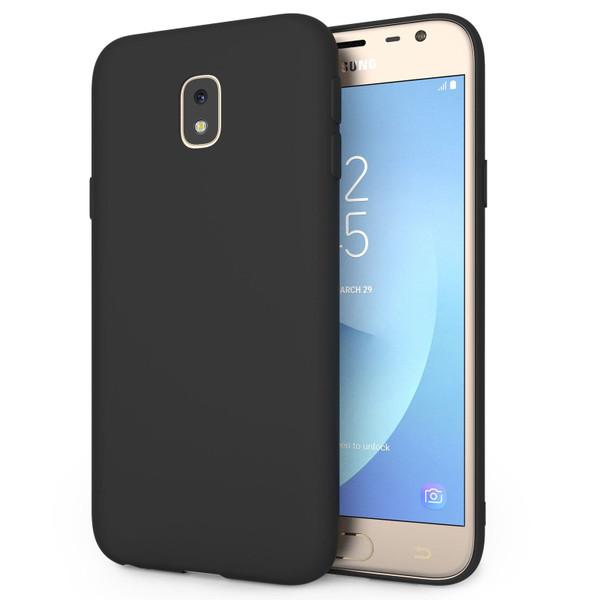 Samsung Galaxy J3 2017 Black Silicon case