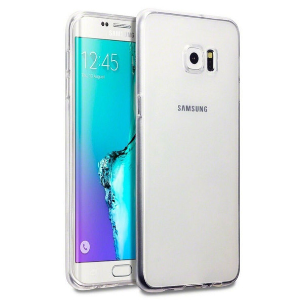 Samsung Galaxy Note 3 Shockproof Silicone  Soft  Back Cover - Clear