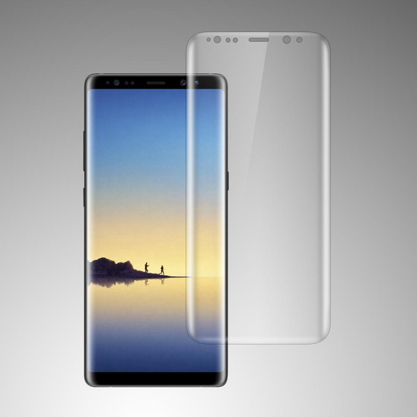 Samsung Galaxy Note 8 Clear Tempered Glass