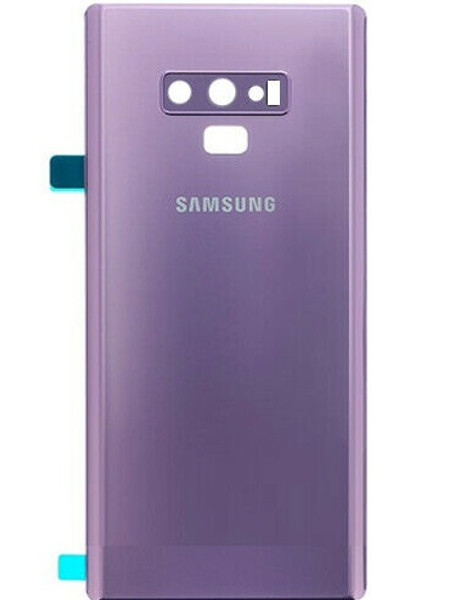 Samsung Galaxy Note 9 Lavender  Purple Replacement Rear Glass Battery Back Cover