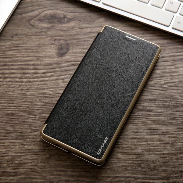 Samsung Galaxy S10 Plus  Black Slim stand cover
