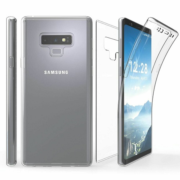 Samsung Galaxy S10 Slim Thin TPU 360 Cover Protective Phone Case
