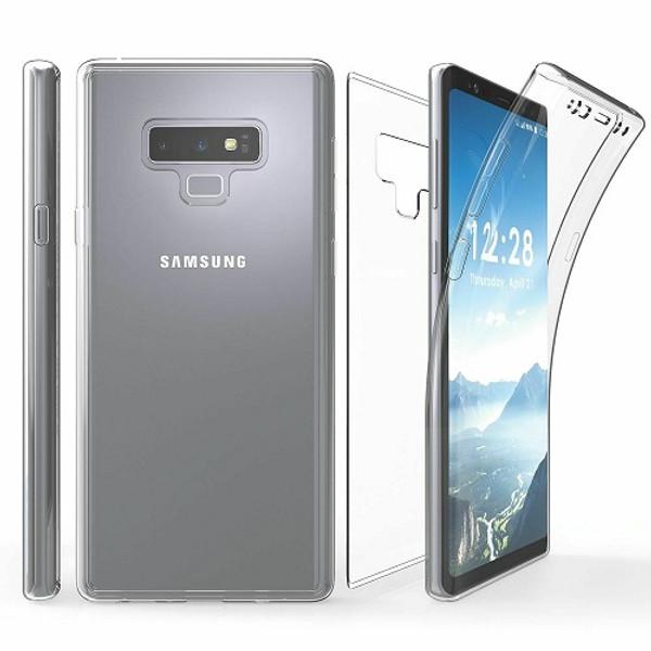 Samsung Galaxy S10e Slim Thin TPU 360 Cover Protective Phone Case