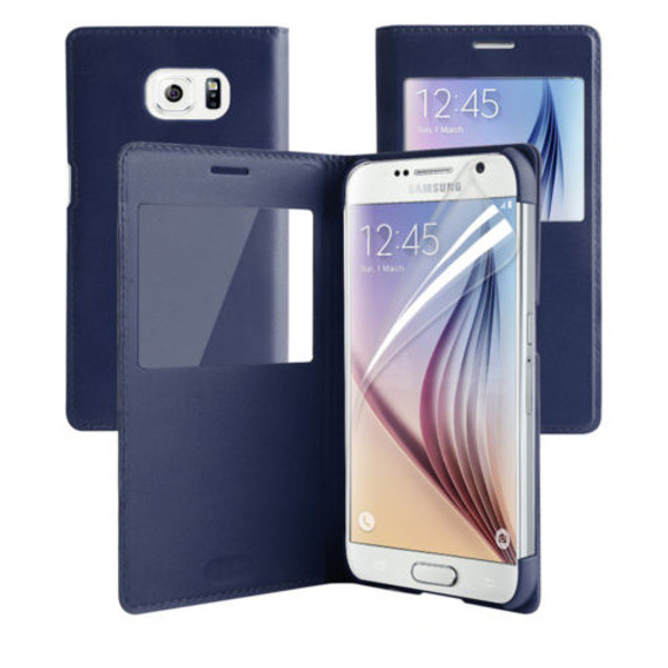 Samsung Galaxy S5  Window View Case Cover