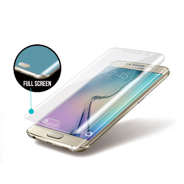 Samsung Galaxy S6 EDGE Premium Curved Screen Protector
