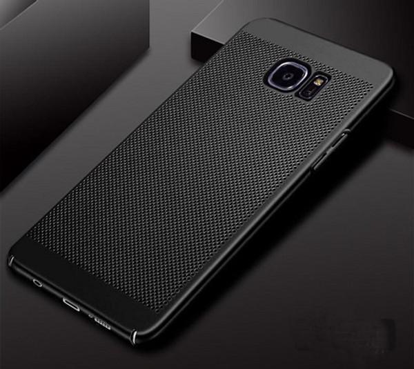 Samsung Galaxy S6 whole protecttive Black Hard Back Case