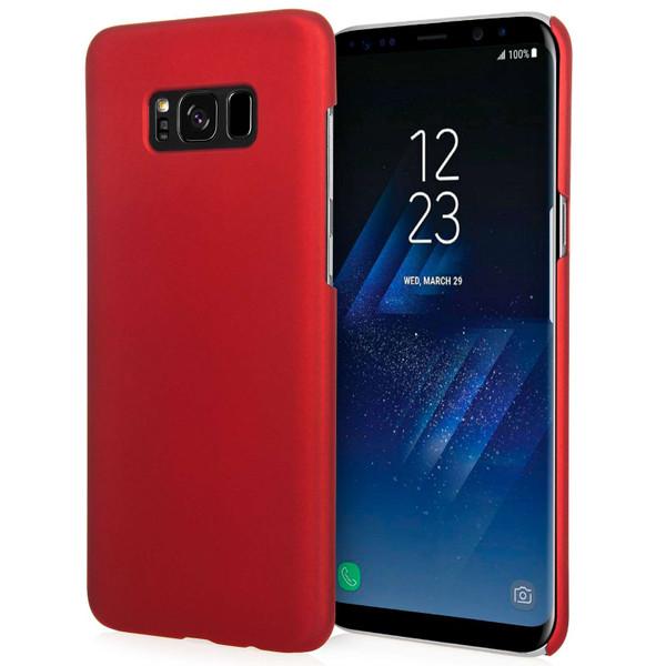 Samsung Galaxy S8 Plus Hybrid Case - Red