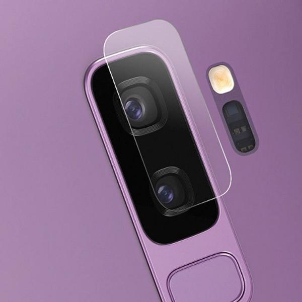Samsung Galaxy S9  Back Camera Lens Tempered Glass Protector