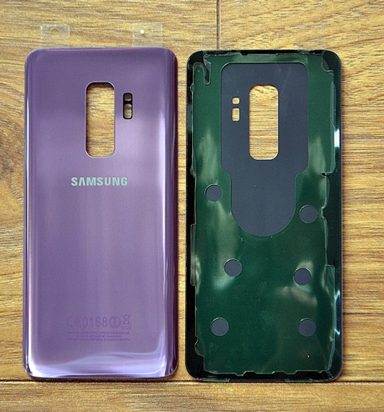Samsung Galaxy S9  Back Glass Housing Replacment Lilac purple Cover