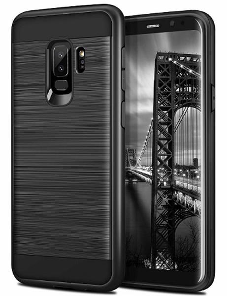 Samsung Galaxy S9  hybrid rugged armor case