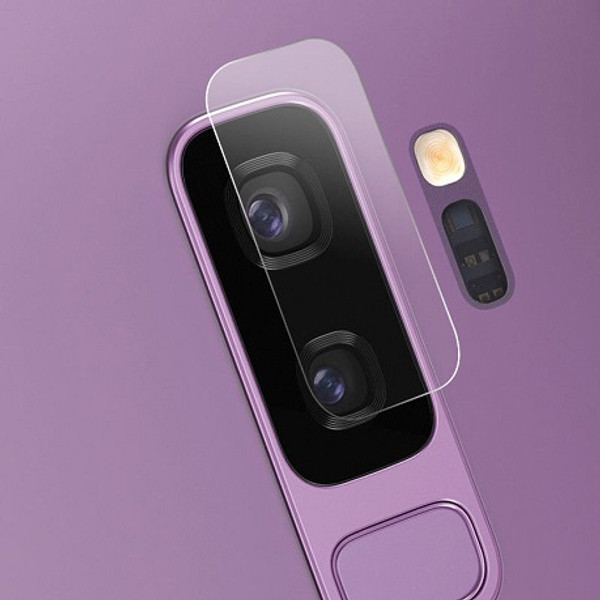 Samsung Galaxy S9 Plus  Back Camera Lens Tempered Glass Protector
