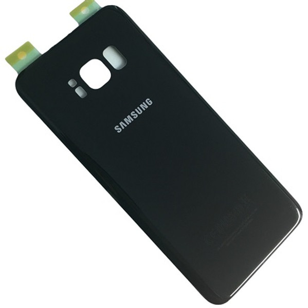 Samsung Galaxy S9 Plus Back Glass Housing Replacment Black Cover