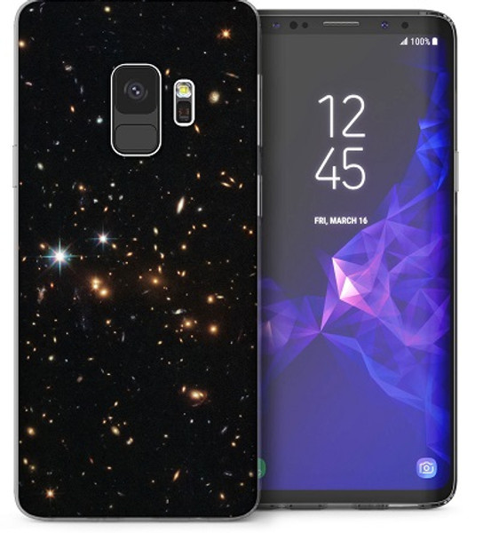 Samsung Galaxy S9 Shining Star Space Best Soft  Case