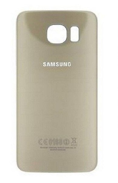 Samsung S6 Edge Plus Replacement Glass Housing Battery Back Cover Gold