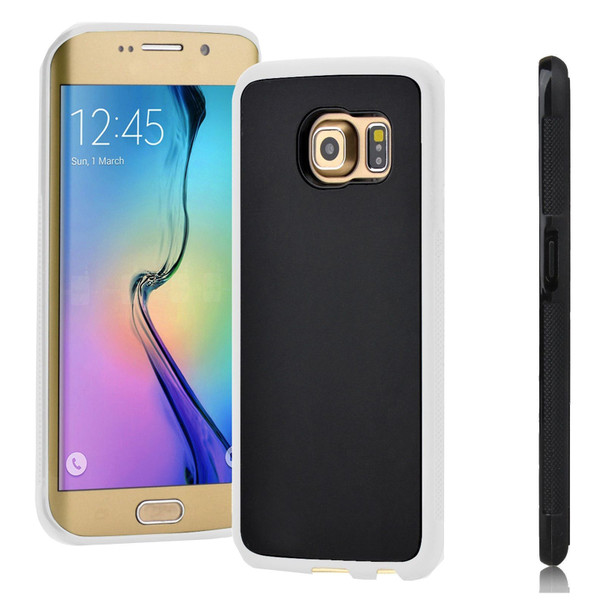 Samsung S7 Anti Gravity Selfie Stick Grip Magic Case Covers White